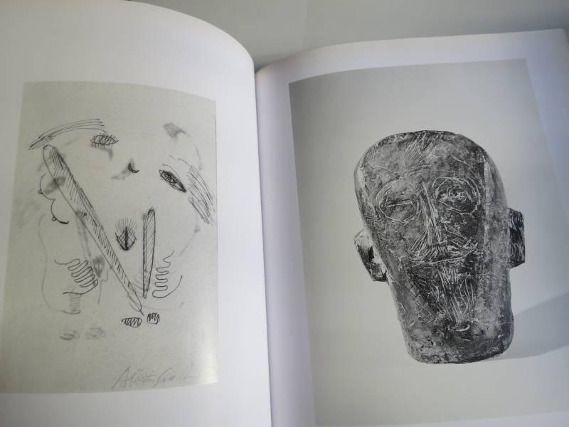 GIACOMETTI Alberto, Le dessin à l'oeuvre, Art, Livres | Puces Privées